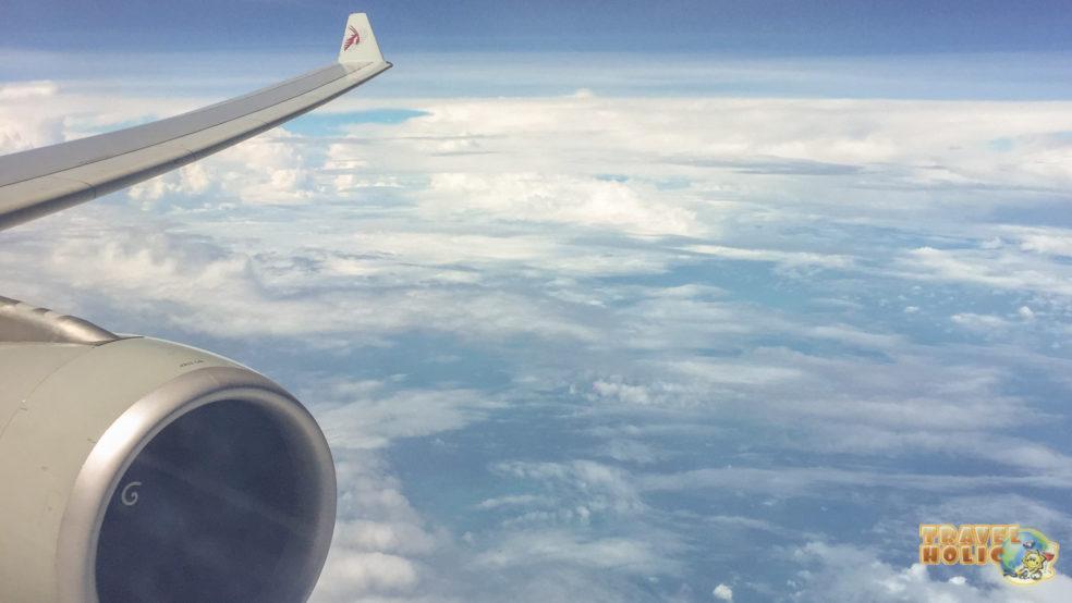 Voyage en classe business avec Qatar Airways