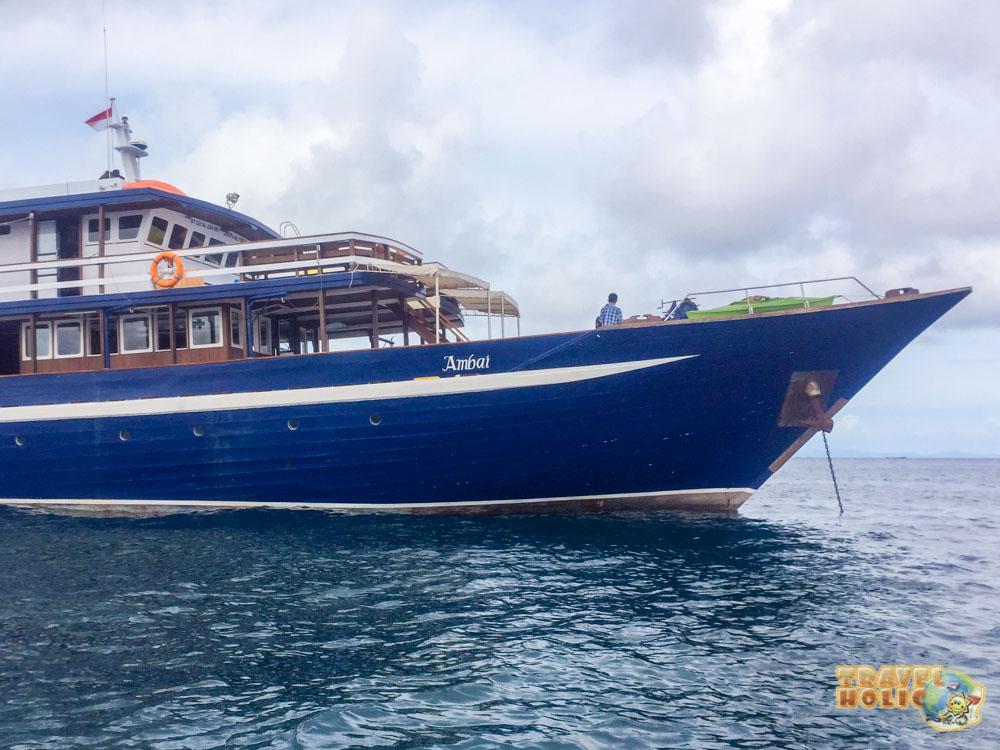 MV Ambai