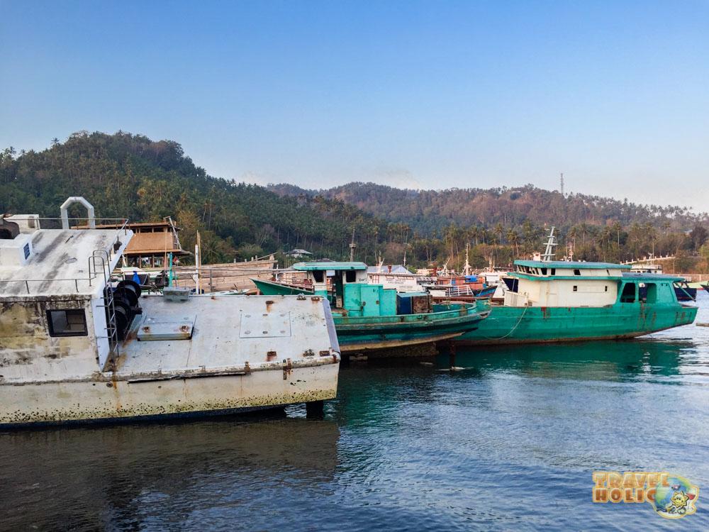 Bunaken Lembeh Port Bitung