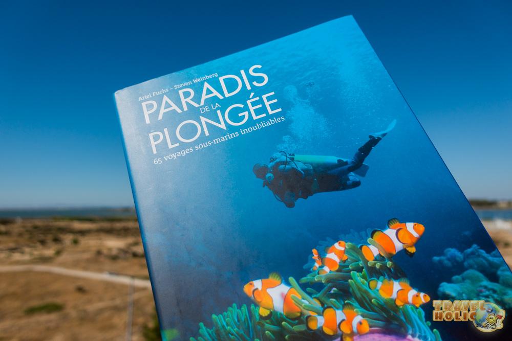 Livre Paradis de la plongee