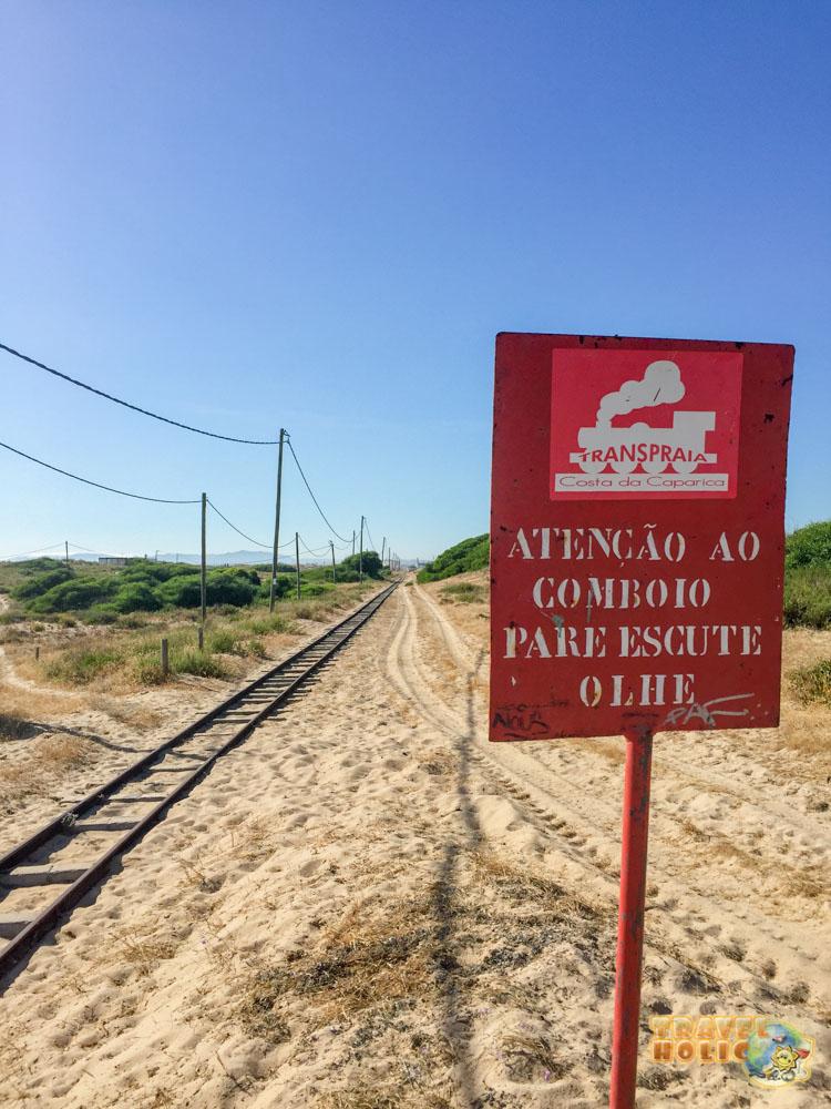 Les 5 plus belles plages de Lisbonne
